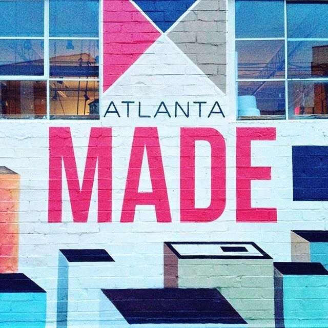 7 must see wall murals in atlanta atl bucket list for Atlanta mural artist