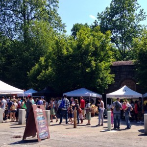 2016 Peachtree Road Farmers Market Opening Day
