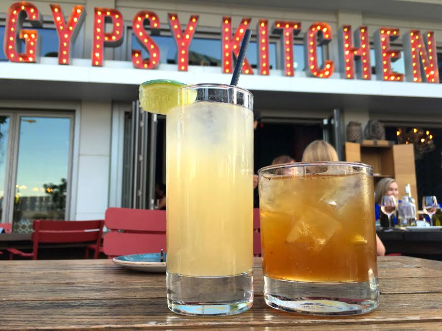 gypsy kitchen cocktails