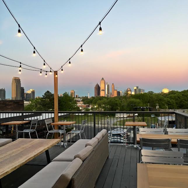 Atlantas Best Rooftop Patios ATL Bucket List - Rooftop patios
