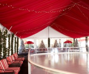 Astor Holiday Rink | The St. Regis Atlanta | Ice Skating in Atlanta