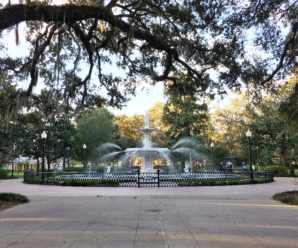 Forsyth Park Fountain | Bucket List Travels: Savannah | ATL Bucket List