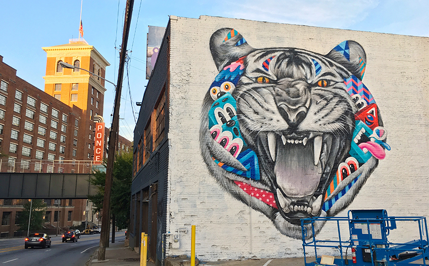 Must-See Wall Murals in Atlanta | ATL Bucket List
