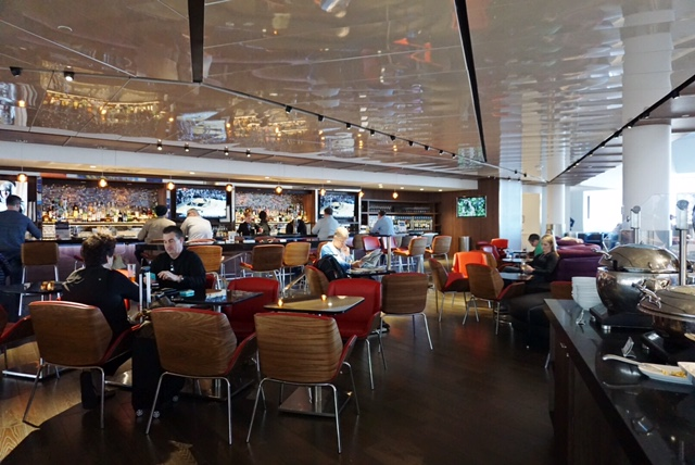 Delta Sky Club Concourse B | Delta | ATL Bucket List