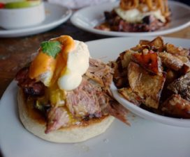 Smoke Ring Benedict by Smoke Ring | ATL Bucket List