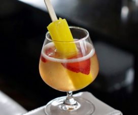 Sangria Poptail | Whiskey Blue | Atlanta's Top Summer Cocktails | ATL Bucket List