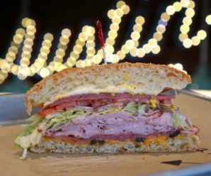 The Original Sandwich | Schlotzskys Austin Eatery | ATL Bucket List