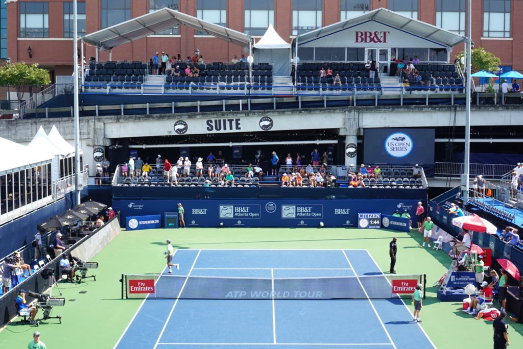 INWEGO app | BB&T Atlanta Open | ATL Bucket List